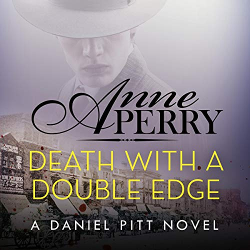 Death with a Double Edge: Daniel Pitt Mystery, Book 4