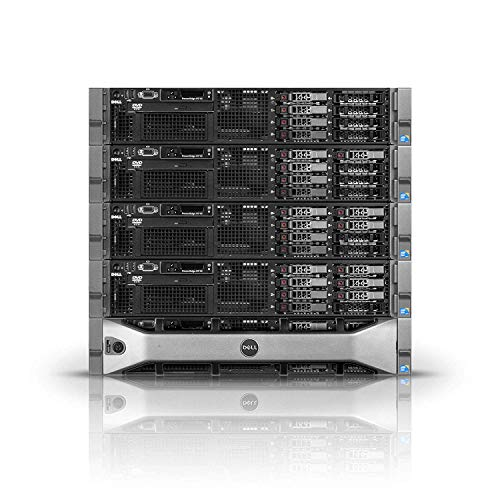 DELL PowerEdge R710 Server | 2x2.80GHz X5660 | 32GB | PERC6i | 4X 300GB (Renewed)']