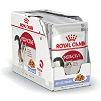 For cats over one year old Nutrient preference Maintaining ideal weight Developed for exceptional palatability