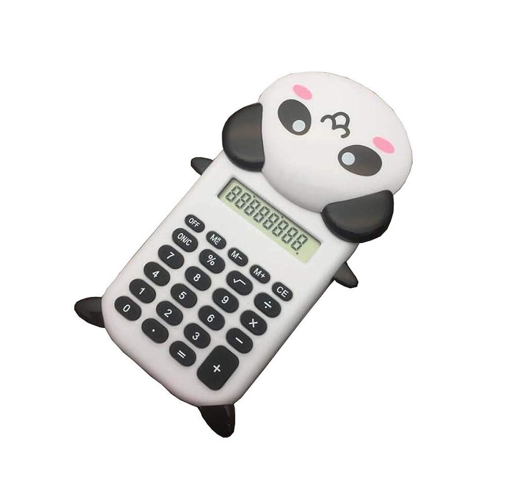 褒賞育成赤字電卓Little漫画アイスクリームキュートMini calculator-f1