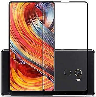 FadOO - واقيات شاشة الهاتف - زجاج واقي على لهاتف Xiaomi Mi Mix 2 2s 3 غطاء كامل من الزجاج المقوى لهاتف Xiaomi Mix2s واقي ا...