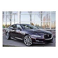 Headlight lens covers OEM (EU Quality) for Jaguar XJ (2010-2019) - (Right)