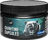 nu3 L-Carnitin Kapseln 120 Stück - pures L-Carnitin hochdosiert mit 1000mg pro Tagesdosis - Premium...