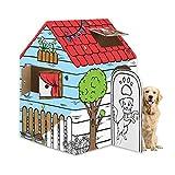 Bankers Box at Play Dog Playhouse