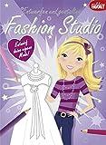 Fashion Studio Entwerfen und Gestalten (lila): Entwirf deine eigene Mode! -