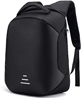 4520d4b34a BlueLife Anti-Theft Canvas 15.6-inch Laptop Backpack with USB Charging