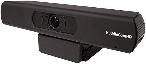 HuddleCamHD 3X Digital Zoom USB 3.0 HDMI Dual Microphone Array (Black)