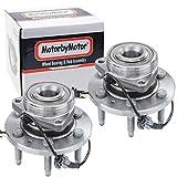 MotorbyMotor 515160 Front Wheel Bearing and Hub...
