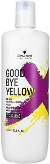 Schwarzkopf Good Bye Yellow CHAMPÚ 1000 ml Estándar 1.000 ml