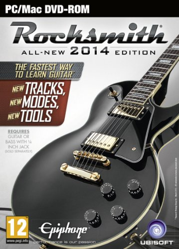 Rocksmith 2014 Edition With Cable PC