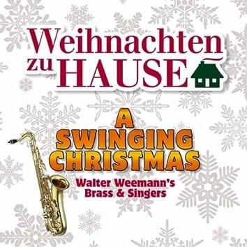 Weihnachten zu Hause: A Swinging Christmas