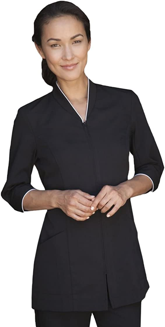 Averill's Sharper Uniforms Ladies Pravia with Front Zipper Limited price sale Pipin Free Shipping New