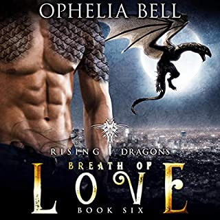 Breath of Love audiobook cover art