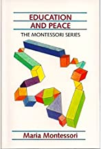 education and peace montessori book