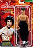 "Mego Action Figures, 8"" Bruce Lee, Legendary Martial Artist (Limited Edition Collector's Item)"