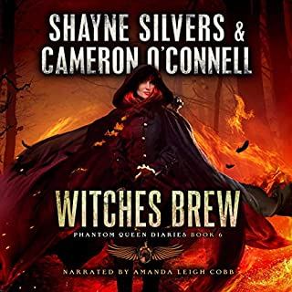Witches Brew cover art