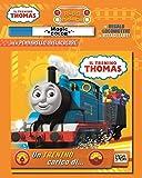 Un trenino carico di... Il trenino Thomas. Albo magico. Ediz. a colori. Con gadget