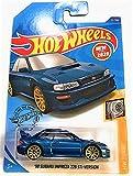 Blue '98 Subaru Impreza 22B STi-Version Rare HW Turbo 23/250 New for 2020 diecast car