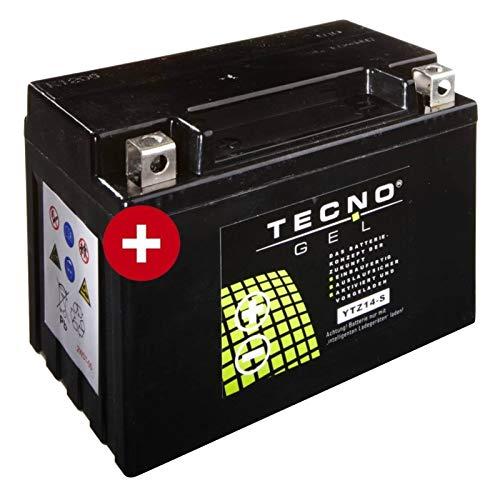 Gel Batería YTZ14S para KTM Adventure 990S lc8-d Diseño Año 2006–2008de Tecno