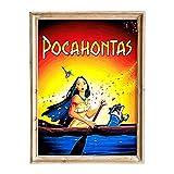 FANART369 Pocahontas Poster, A3, Original-Fanart,