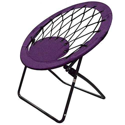 Impact Canopy 460060008-VC Web Folding Bungee Chair, Purple