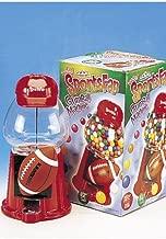 Sports Fan Gumball Machine - Football