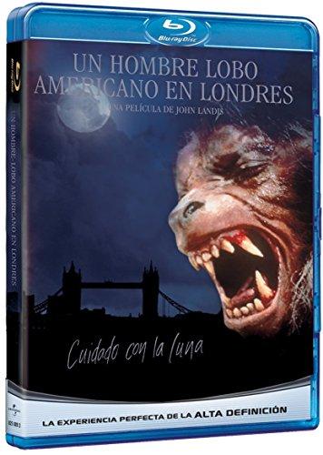 Un hombre lobo americano en Londres [Blu-ray]