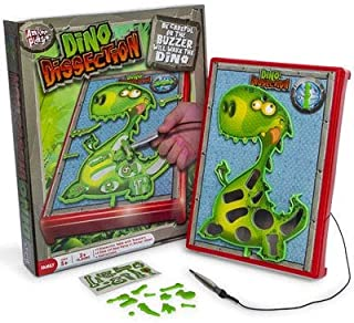 Anker Play Dino Dissection! A Jurassic Twist on The Game Operation!