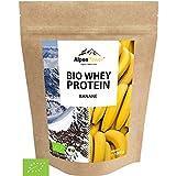 ALPENPOWER | BIO WHEY Protein Banane | Ohne Zusatzstoffe | 100% natürliche Zutaten | Bio-Milch aus Bayern und...