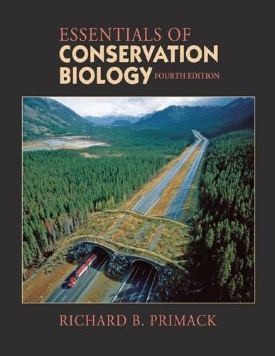 Essentials of Conservation Biology, Fourth Edition