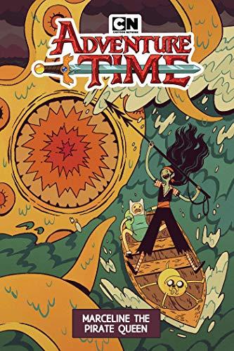 Adventure Time Original Graphic Novel: Marceline the Pirate...
