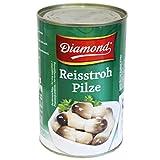 Diamond Reis Strohpilze 425g/ATG200g