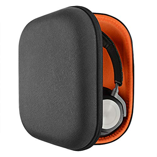 Geekria UltraShell Case for Bang & Olufsen Beoplay H95, H9 3rd Gen, H9i, H8, H8i, H6, H4, H2 Headphones, Replacement Protective Hard Shell Travel Carrying Bag with Room for Accessories