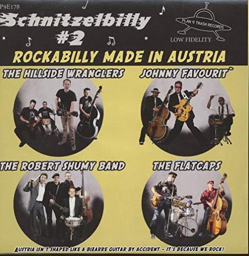 Schnitzelbilly:Rockabilly Made [Vinyl LP]