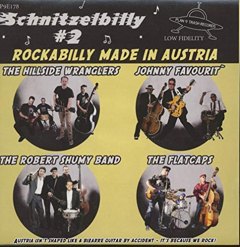 Schnitzelbilly:Rockabilly Made [Vinyl LP]