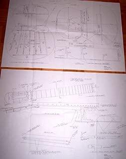 Masuru Kohno Classical Guitar Plans - Full Scale Drawings, for Making This World Class Guitar