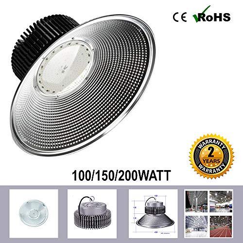 LED Hallentiefstrahler 150WATT Industrieanlage Lagerhalle, Werkshalle, industrielampe high bay