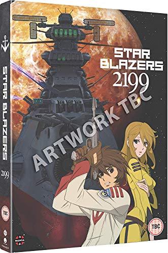 Star Blazers: Space Battleship Yamato 2199 - The Complete Series - DVD