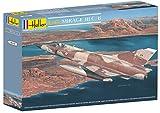 Heller - 80411 - Construction Et Maquettes - Mirage Iii C/B - Echelle 1/48ème