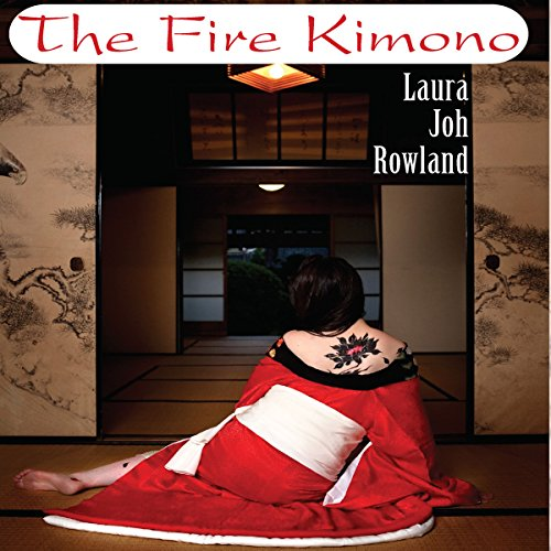 The Fire Kimono cover art