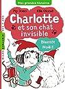 Charlotte et son chat invisible, tome 4 : Bientôt Noël par Jones