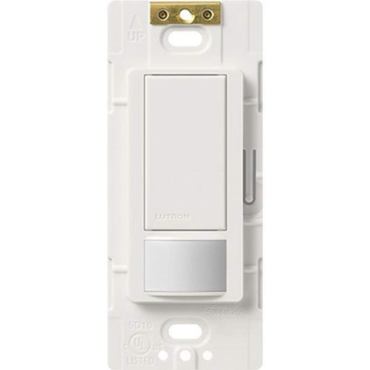 LUTRON ELECTRONICS INC MS-OPS5MH-WH Maestro Occupancy Sensor Electrical Distribution Switcher White