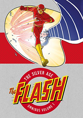 FLASH THE SILVER AGE OMNIBUS HC 01 NEW ED