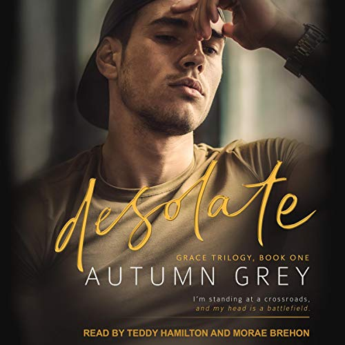 desolate Audiobook By Autumn Grey cover art