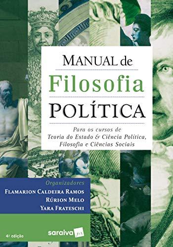 Manual de Filosofia Política - 4ª Edição 2021