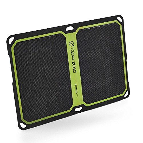 Goal Zero Nomad 7 Plus Solar Panel Recharger, Nomad 7 Plus