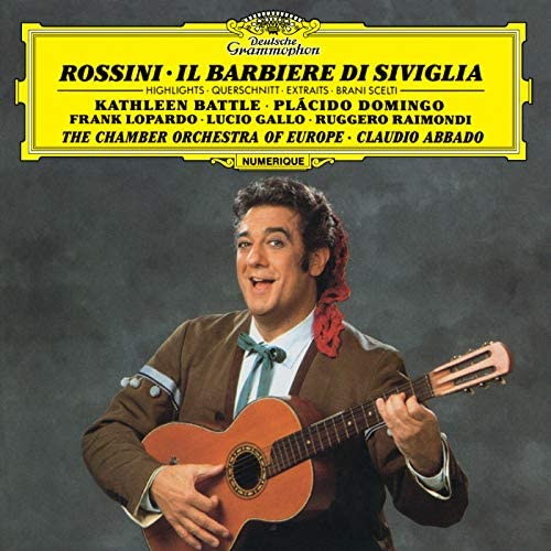 The Chamber Orchestra Of Europe & Claudio Abbado