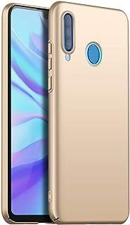贅沢な超薄く曇らされた堅いPCの完全な保護裏表紙の無光沢の貝の電話箱 Huawei P30 lite(表示画面 6.15 インチ)
