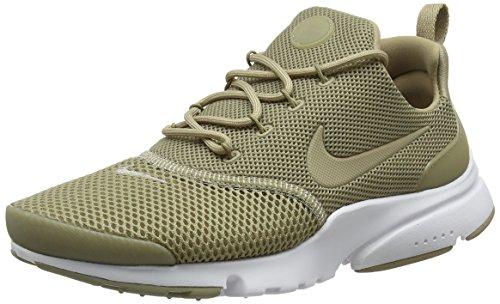 Nike Presto Fly, Zapatillas de Gimnasia para Hombre, Gris (Khaki/Khaki/White 200), 39 EU