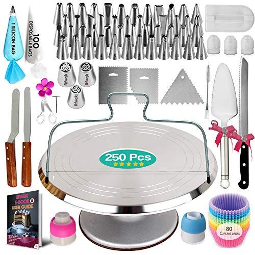 mesa giratoria para tartas fabricante RFAQK